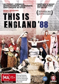 This is England '88 on DVD