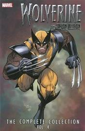 Wolverine By Jason Aaron: The Complete Collection Volume 4 by Jason Aaron image