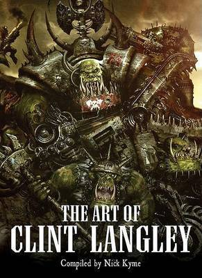Warhammer: The Art of Clint Langley image