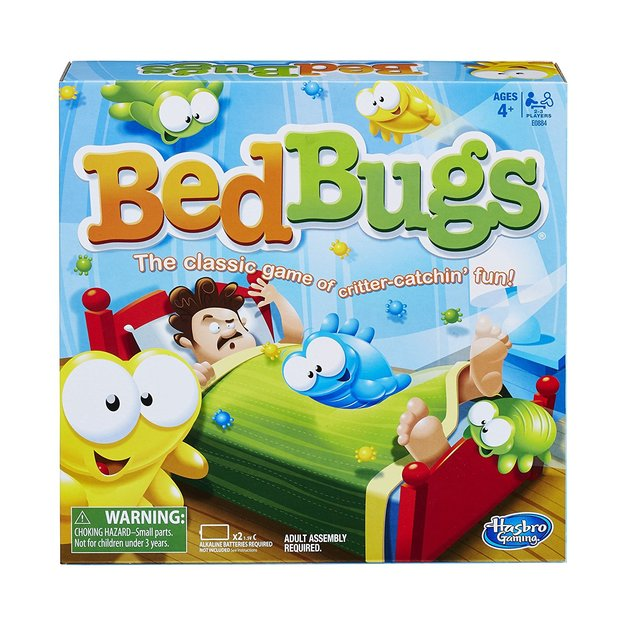 Bed Bugs Toy At Mighty Ape Nz