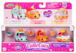 Shopkins: Cutie Car 3-Pack - Breakfast Beeps
