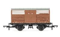 Hornby: Dia.1530 Cattle Wagon, British Railways