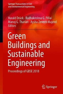 Green Buildings and Sustainable Engineering image