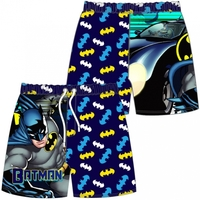 DC Comics: Batman - Swim Shorts (7-8 Years)