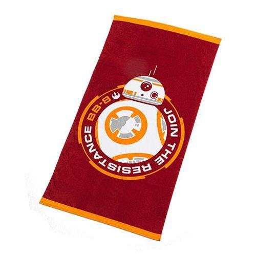 Star Wars: BB-8 Beach Towel