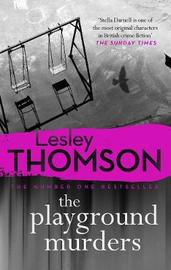 The Playground Murders by Lesley Thomson image