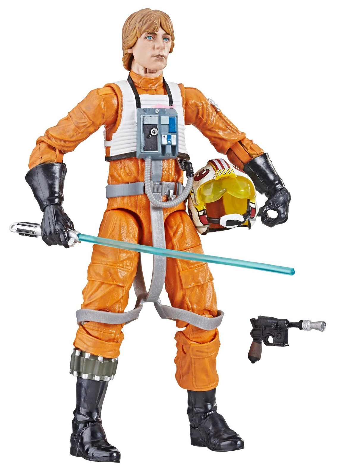 Star Wars: The Black Series Archive: Luke Skywalker - Action Figure image