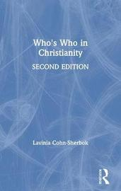 Who's Who in Christianity by Lavinia Cohn-Sherbok image