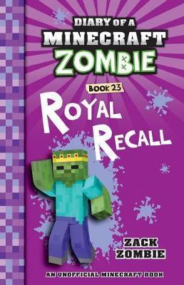 Diary of a Minecraft Zombie #23 by Zack Zombie