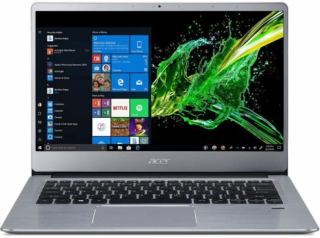 """14"""" Acer Athlon 4GB 128GB Swift 3"""