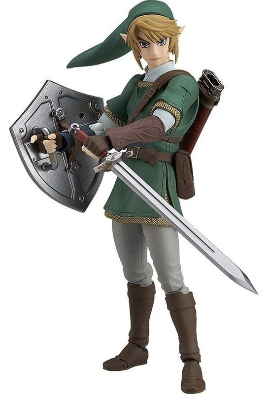 Zelda: Link (Twilight Princess Ver. DX) - Figma Figure