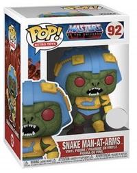 MOTU: Snake Man-At-Arms - Pop! Vinyl Figure