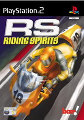 Riding Spirits for PlayStation 2