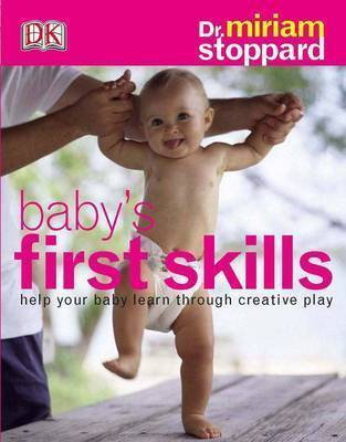 Baby's First Skills by Miriam Stoppard image