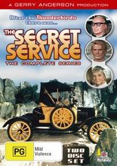 Secret Service, The - The Complete Series (2 Disc Set) on DVD