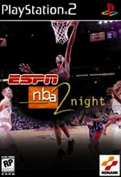 ESPN NBA 2 Night for PS2