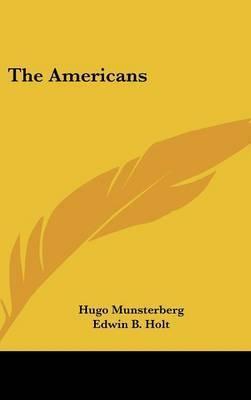 The Americans by Hugo Munsterberg