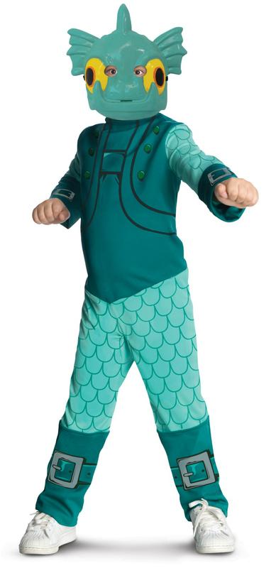 Skylanders Gill Grunt Jumpsuit Medium Toy At Mighty Ape Nz