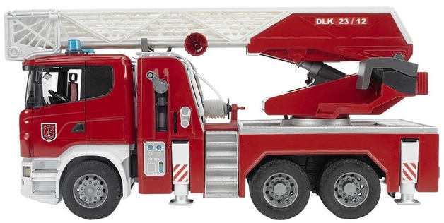 Bruder R-Series Scania Fire Engine