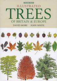 Illustrated Trees of Britain and Northern Europe by David More image