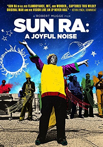 Sun Ra - A Joyful Noise on DVD image