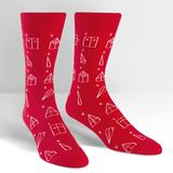 Mens - How To Fly Crew Socks