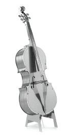 Metal Earth: Bass Fiddle - Model Kit image