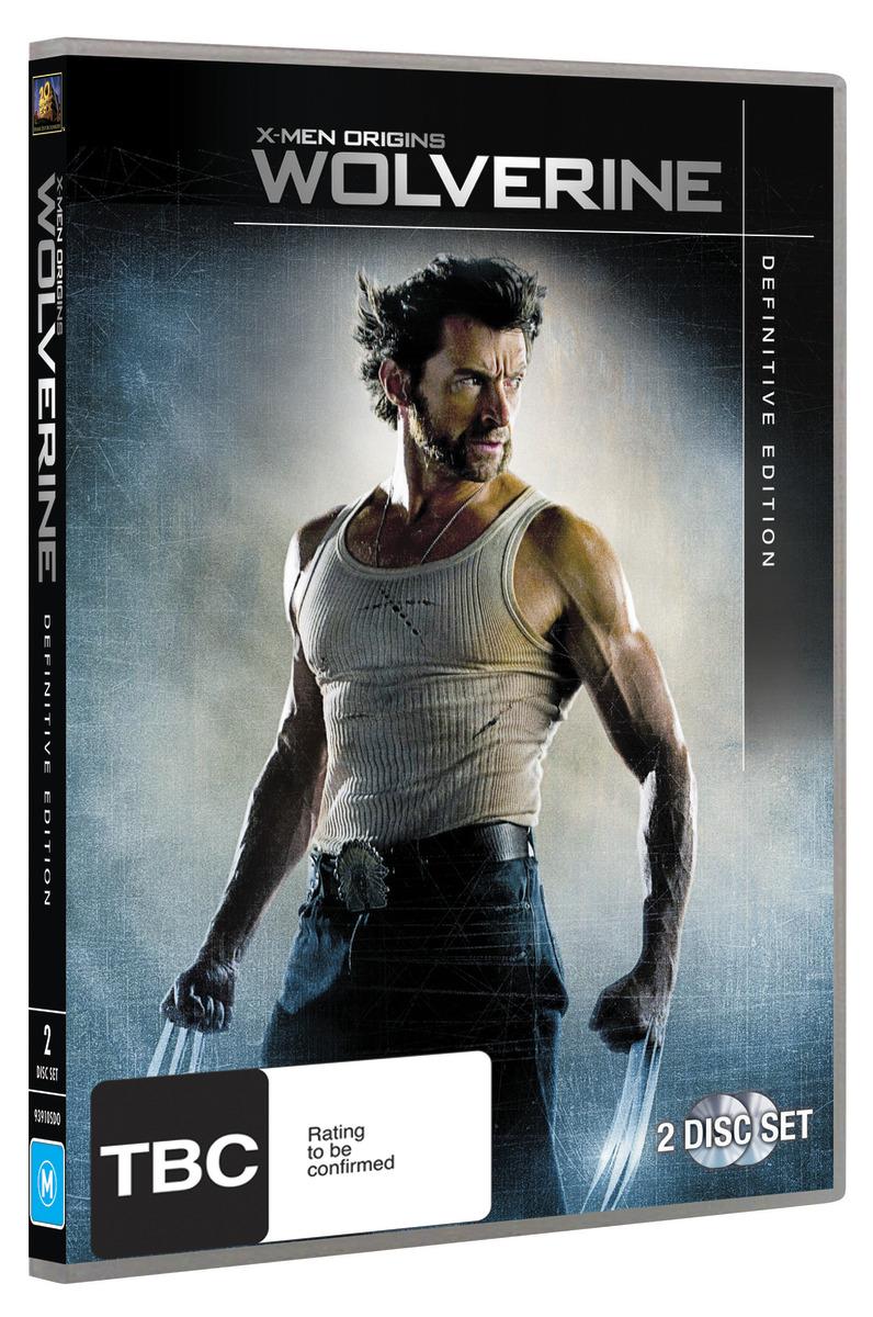 Wolverine - Definitive Edition (2 Disc Set) on DVD image