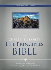 NIV The Charles F. Stanley Life Principles Bible by Charles Stanley