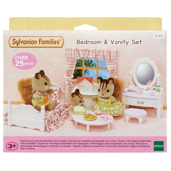 Sylvanian Families: Bedroom & Vanity Set