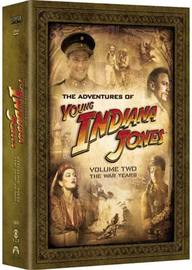 Adventures Of Young Indiana Jones, The - Vol. 2: The War Years (9 Disc Box Set) on DVD