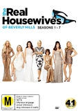 The Real Housewives of Beverly Hills - Seasons 1 - 7 on DVD