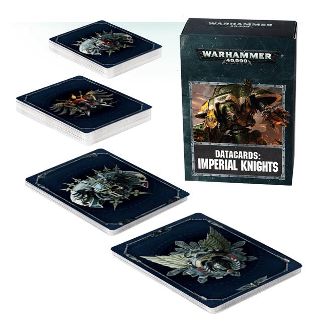 Warhammer 40,000 Datacards: Imperial Knights