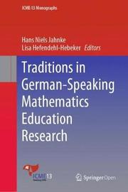 Traditions in German-Speaking Mathematics Education Research
