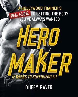 Hero Maker: 12 Weeks to Superhero Fit image