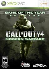 Call of Duty 4: Game of the Year Edition for X360
