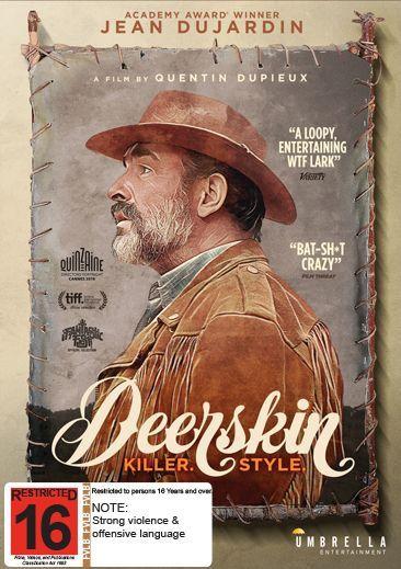 Deerskin on DVD