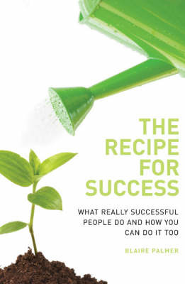 The Recipe for Success by Blaire Palmer image