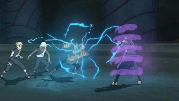 Naruto Shippuden: Ultimate Ninja Storm Generations (PS3 Essentials) for PS3 image
