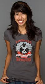 World of Warcraft Pandaren Brewmaster Premium Women's T-Shirt - Small