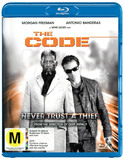 The Code on Blu-ray