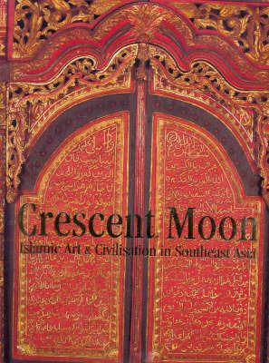 Crescent Moon by James Bennett