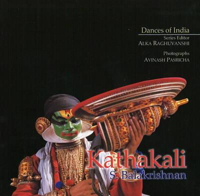 Kathakali by S. Balakrishnan