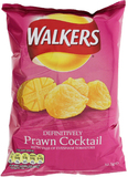 Walkers Prawn Cocktail Crisps 32.5g