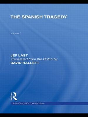 The Spanish Tragedy by Jef Last