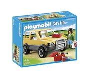 Playmobil: Vet With Car