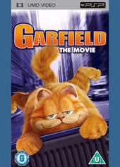 Garfield - The Movie for PSP