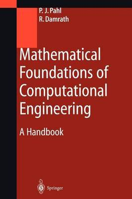 Mathematical Foundations of Computational Engineering by Peter Jan Pahl