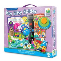 My First Sing Along Puzzle - Itsy Bitsy Spider