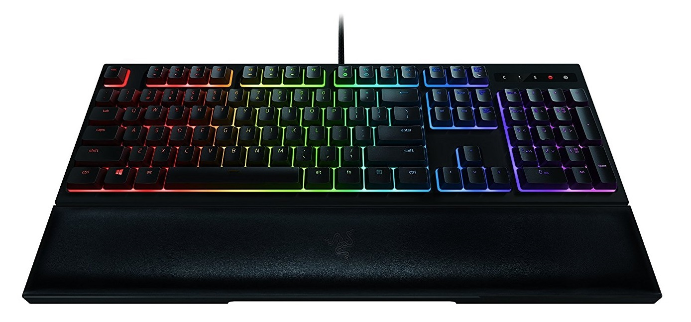 Razer Ornata Chroma Gaming Keyboard for PC Games image